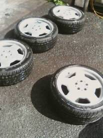 "18"" tyres"
