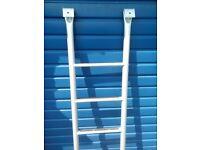 Bunk bed Ladder solid steel