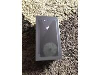 iPhone 8 space grey 64GB unlocked brand new sealed