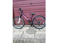 New girls bike age 8-11