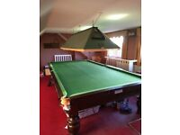 Snooker Table - Full Size - Free