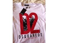 Brand New D squared T-shirts not gucci not stone island not moncler
