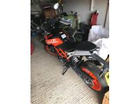 KTM Duke 390cc brand new