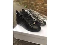 Balenciaga Arena Sneakers - Brand New in Black - £150