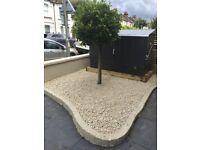 New Cotswold garden stones