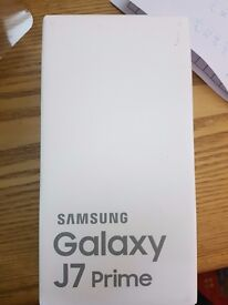New Samsung J7 prime BLACK / GOLD Unlocked phone DUOS2