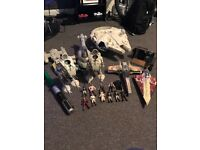 Vintage Star Wars toys job lot