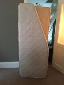 Campervan mattress 52 inches w x 68 L