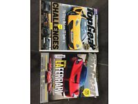 2 top gear magazines