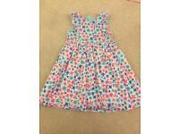Summer dress 18-24months immaculate