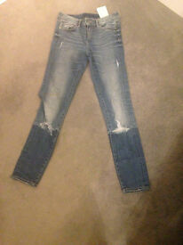 zara jeans £5 like new