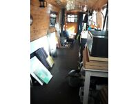 Art Studio/Houseboat for Sale