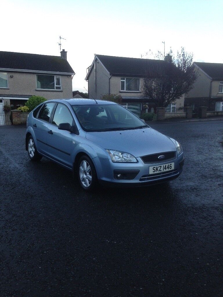 2006 Ford Focus 1.8 tdci immaculate condition full mot