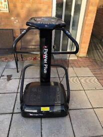 Fitness Vibrator Pad