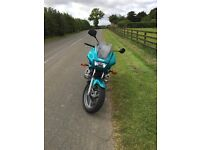 Yamaha Diversion 600s low miles