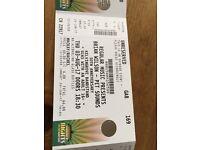 Brian Wilson tickets - 3rd August Glasgow