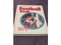 Topical Times Football Book 1979