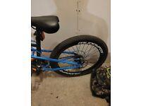Childrens muddyfox bike age 9 to 11