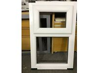 Brand New PVCu window 550mm x 890mm
