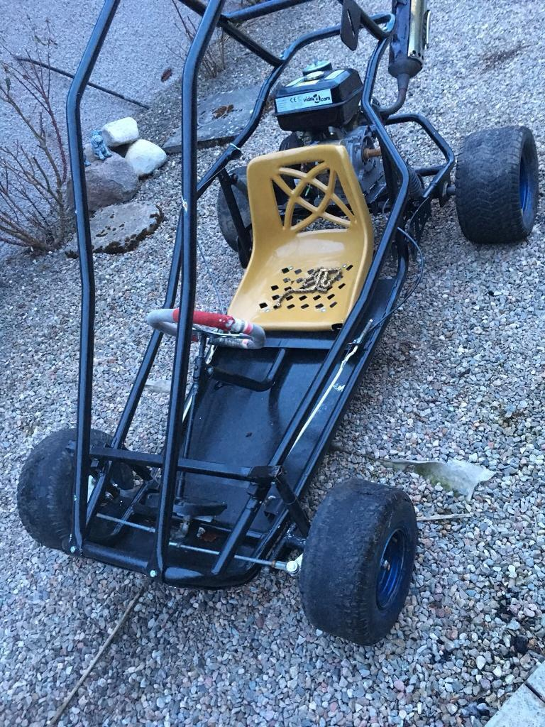 420cc off-road buggy/petrol go kart   in Ballater, Aberdeenshire ...