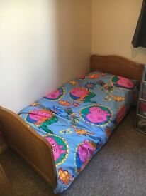 Mothercare addington cot/toddler bed