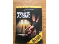 BANGED UP ABROAD BOX SET, 5 DISC