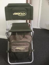 Brand new Airflo fishing seat bag