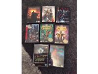 DVD bundle - marvel / Dc comics