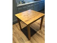 Ikea Small Table 745mm x 745mm x 750mm high Good condition