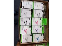 wholesale 100 x BELKIN mixit 1.2 meter charging cable for iphone joblot1