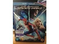 Blu Ray The Amazing Spider-Man 2
