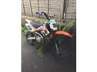 M2r 140cc pit bike crf70 Detroit not cr kx yz rm quad 110cc 90cc 125cc 50cc