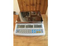 SCALES-Digital Weighing Scales for up to 3kg with scoop & weigh tray £80.00
