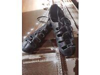 Girls size 2.5 Irish Dancing Soft Shoes
