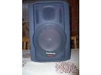 """Panasonic-Ramsa 8"""" Passive Speakers"""