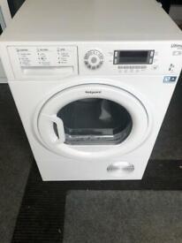 Hotpoint 9kg condenser tumble dryer. Model SUTCD97,Ultima S line