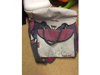 Baby moov change bag