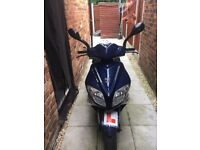 Peugeot sum up 125cc scooter 2009 not bad mileage great runner just had m.o.t