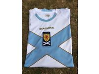 Scotland Away Football Top