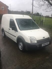 FORD TRANSIT CONNECT HIGH ROOF 56 - LOW MILEAGE