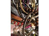 Approx 3 kg costume jewellery, handmade and vintage JOB LOT