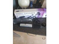 Vidal sassoon tangle free hot air bursh