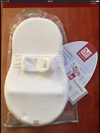 New Cocoonababy Red Castle sleepyhead Moses basket crib cot bed Insert Ideal baby gift!