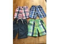 Boys next shorts 2-3 years