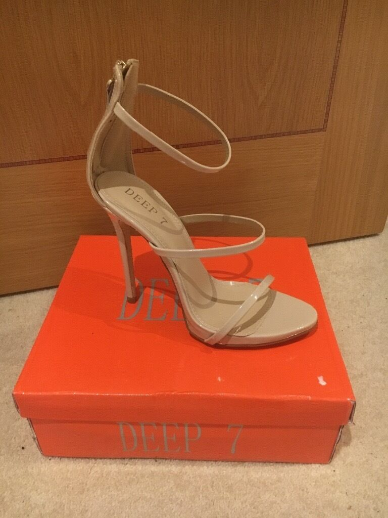 Brand new Nude Heels size 6 | in Ringwood Hampshire | Gumtree
