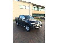 2013 Mitsubishi l200 barbarian Lb 1 owner from new