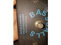 Bass Balls pedal for sale.