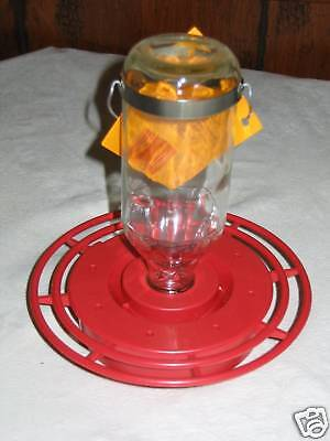 Best 1  8 oz. Hummingbird Feeder EZ Clean