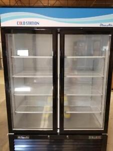 USED 2 Glass Door Merchandiser Cooler