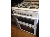Fan assisted 60cm gas cooker